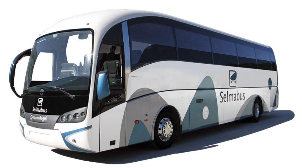 Autocar 54 plazas - Autocares